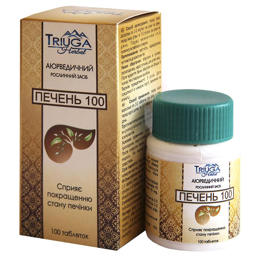 Растительный препарат для печени